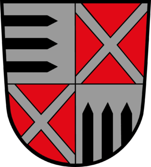 Dürrwangen - Image: Wappen von Dürrwangen