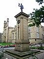 War Memorial, Queen Elizabeth Grammar School - geograph.org.uk - 946829.jpg