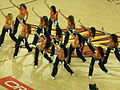 Warrior Girls at Suns at Warriors 2009-03-15 6.JPG