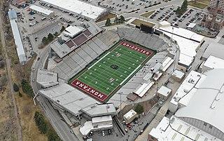 Washington–Grizzly Stadium American college football location