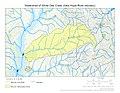 Watershed of White Oak Creek (New Hope River tributary).jpg