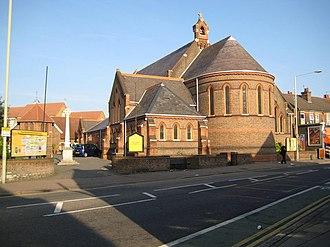 North Watford - Christ Church, St Alban's Road
