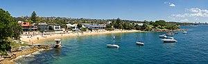 Watsons Bay - Camp Cove Beach, Sydney 2 - Nov 2008
