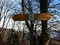 Wegweiser at Ruine Froburg 817 m - panoramio.jpg