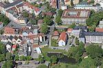 Weiden Oberpfalz Landgericht Ledererstr 22 Mai 2016.JPG