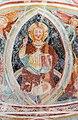Weitensfeld Zweinitz Pfarrkirche hl. Egydius Chor got. Fresko Maiestas Domini 13092021 1455.jpg