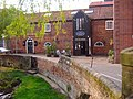 Wensum Lodge Hotel and public house, 15th April 2009.JPG
