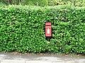 West Moors, postbox No. BH22 51, Woodside Road - geograph.org.uk - 953550.jpg