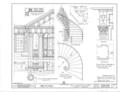 Westover, Old Eaton Road, Milledgeville, Baldwin County, GA HABS GA,5-MILG.V,1- (sheet 5 of 5).png