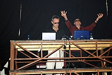 Whitehouse (William Bennett & Philip Best) live at Consumer Electronics Festival, 2006
