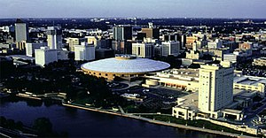 Wichita, Kansas - Downtown Wichita