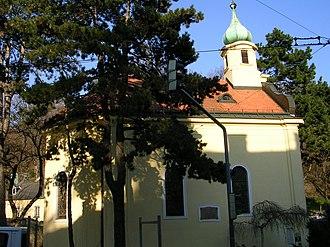 Hernals - St. Anna Chapel in Dornbach.