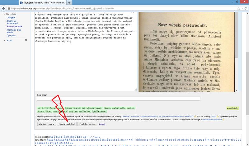 Wikiźródłapierwsze Kroki Wikiźródła Wolna Biblioteka