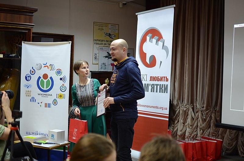 Олександр Мальон, автор найкращого фото Волинської та Кіровоградської області