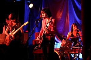 Wild Flag - Wild Flag performing in November 2011