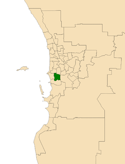 Electoral district of Willagee state electoral district of Western Australia