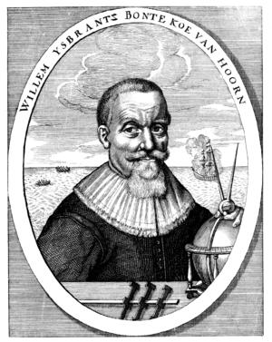 Willem Bontekoe - Willem IJsbrantsz Bontekoe