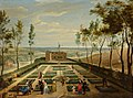 Willem van Herp (I) - View of a garden.Jpeg