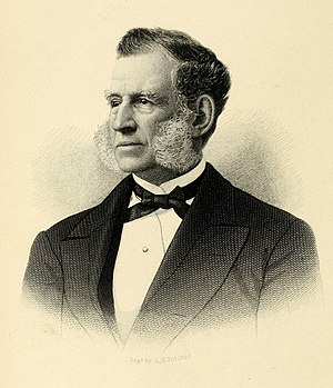 William E. Dodge - Businessman, industrialist, Congressman, founding member of Young Men's Christian Association