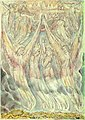 William Blake - John Bunyan Plate 28 At the Gates of Heaven.jpg