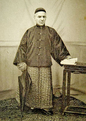 William Chalmers Burns - Missionary to China