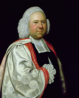William Hayes (composer) - William Hayes (c. 1749) by J. Cornish