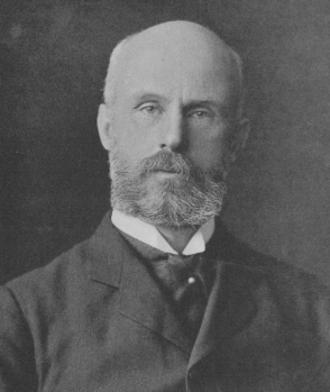 William Sturgis Bigelow - Portrait of Sturgis Bigelow