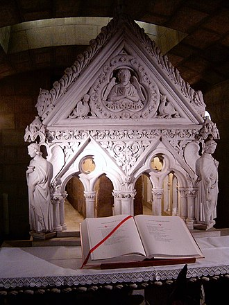 Willibrord - Tomb of Willibrord
