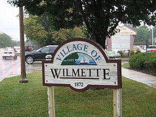 Wilmette, Illinois Village in Illinois, United States