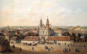 Zygmunt Vogel - Image: Wilno Kosciol Misjonarzy Zygmunt Vogel