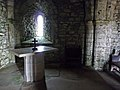 Window and altar - St Aldhelm's Chapel - geograph.org.uk - 1626218.jpg