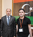 With the President of the Transitional Council in Libya, Mustafa Abdul Jalil.jpg