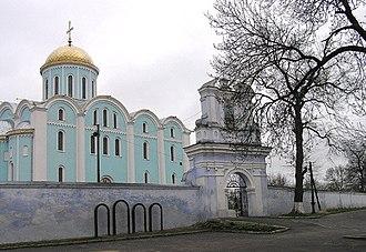 Volodymyr-Volynskyi - Dormition Cathedral in Volodymyr-Volynskyi
