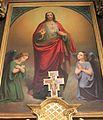 Wolfsberg - Pfarrkirche - Herz-Jesu-Altar - Mittelbild.jpg