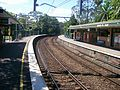 Wollstonecraft railway station looking north.jpg