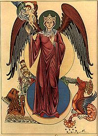 Woman of the Apocalypse (Hortus deliciarum).jpg
