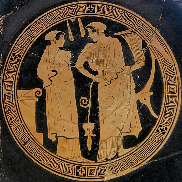 an assessment of the women in ancient greek society Journal of religion & society supplement women, gender, and religion most areas of ancient greek public life, women did have important public roles in one.