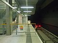Woolwich Arsenal stn DLR north platform looking west.JPG