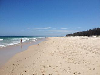 Woorim, Queensland - Woorim Beach
