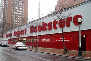 World's Biggest Bookstore - The World's Biggest Bookstore in 2005.