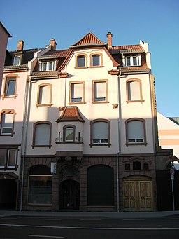 Friedrich-Ebert-Straße in Worms