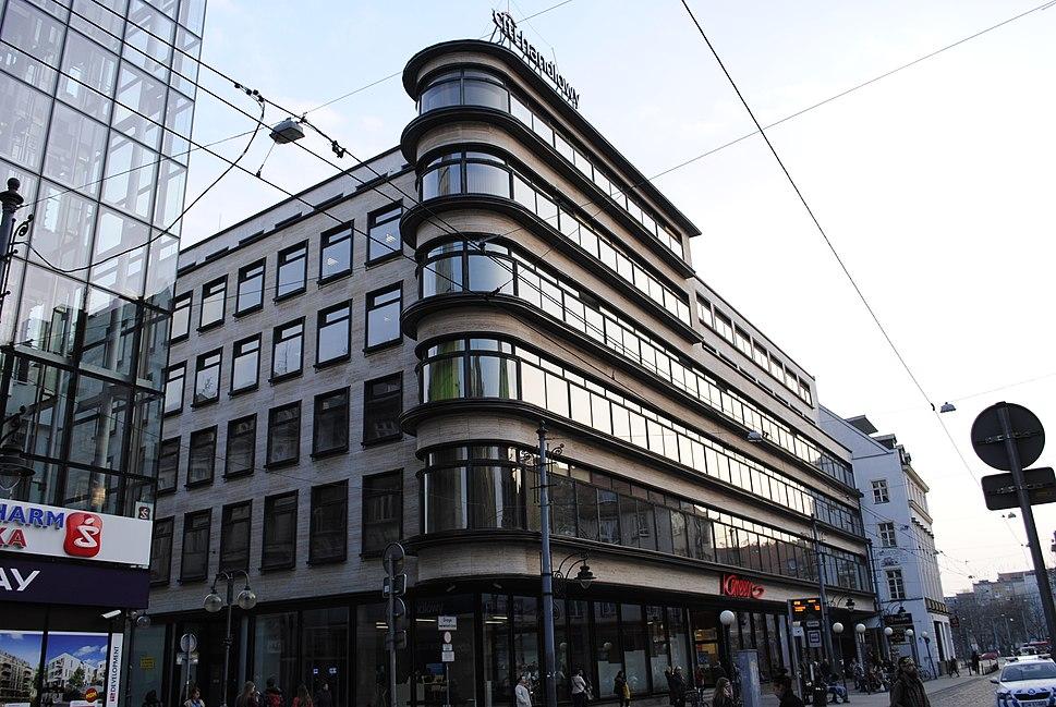 Wroc%C5%82aw Breslau Ulica Szewska 6 7 Petersdorff Department Store
