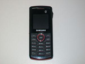 English: Cellular phone Polski: Telefon komórkowy