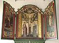 Wymondham Abbey - triptych in Lady Chapel - geograph.org.uk - 1962604.jpg