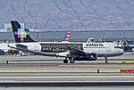 "XA-VOE Volaris 2007 Airbus A319-133 (cn 3069) ""Jose Cuervo Express"" (11716085223).jpg"