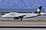 "XA-VOR Volaris Airlines 2004 Airbus A319-132 (cn 2296) ""Rosalaura"" (11044169776).jpg"