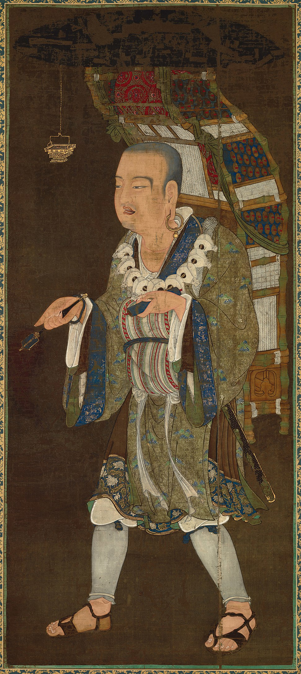 Xuanzang w