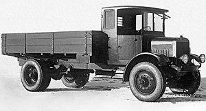 Yaroslavl Motor Plant - Ya-3 3-ton truck