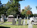 Yale cemetery-graves and trees.jpg
