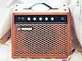 Yamaha G-5 small guitar amp (c.1980, 7W RMS).jpg